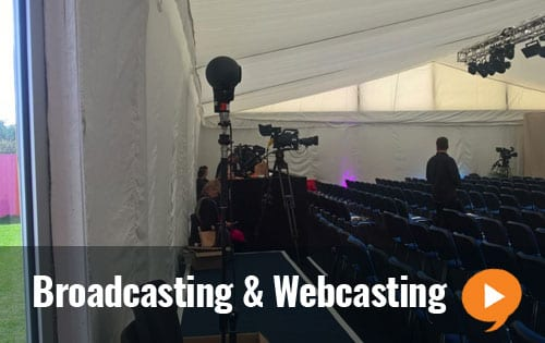 Broadcasting & Webcasting